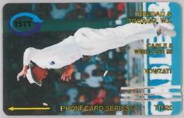 PHONE CARD-TRINIDAD&TOBAGO (E47.26.4 - Trinité & Tobago