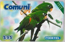 PREPAID PHONE CARD-DOMINICANA (E47.38.8 - Dominicaanse Republiek