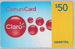 PREPAID PHONE CARD-DOMINICANA (E47.40.5 - Dominicaanse Republiek