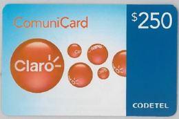 PREPAID PHONE CARD-DOMINICANA (E47.40.6 - Dominicaanse Republiek