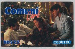 PREPAID PHONE CARD-DOMINICANA (E47.40.7 - Dominicaanse Republiek