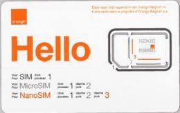 SIM CARD NON ACTIVEBELGIO (E47.24.6 - Carte GSM, Ricarica & Prepagata