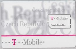SIM CARD NON ACTIVECECHIA (E47.24.2 - Repubblica Ceca