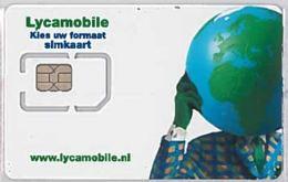 SIM CARD NON ACTIVEOLANDA (E47.19.5 - Schede GSM, Prepagate E Ricariche