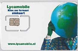 SIM CARD NON ACTIVEOLANDA (E47.19.7 - Schede GSM, Prepagate E Ricariche