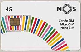 SIM CARD NON ACTIVEPORTOGALLO (E47.17.7 - Portogallo