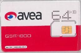 SIM CARD NON ACTIVETURCHIA (E47.21.3 - Turchia