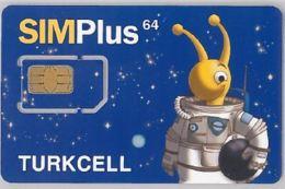 SIM CARD NON ACTIVETURCHIA (E47.21.8 - Turchia