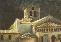 St Guilhem Le Désert   H387        Eglise Abbatiale - Francia