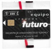 Spain - Telefónica - Equipo Futuro - P-270 - 06.1997, 4.000ex, NSB - Spanien