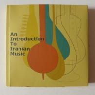 CD/ An Introduction To Iranian Music / 2 CD+ Livret - World Music