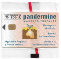 Spain - Telefónica - Pandermine - P-248 - 03.1997, 16.000ex, NSB - Private Issues