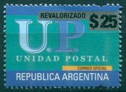 Argentine - 2018 - Yt ?? - Série Courante Surchargé - ** - Unused Stamps