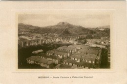 12142 - Messina - Ponte Camaro E Palazzine Popolari - Messina