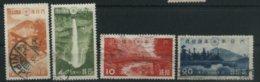 1938 Giappone,  Parco Nazionale Nikko, Usata - Usati