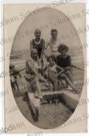 1929 - Mare Barca Boat  Photo - Foto Fotografia - Famiglia Family - Donna Woman Pin Up - Foto