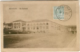 12115 - Messina - Via Garibaldi - Messina