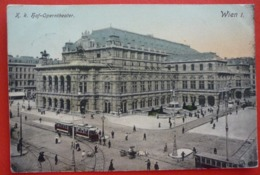 WIEN I. - K.K. HOF OPERNTHEATER - Vienna Center