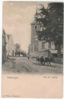 Wasseiges - Vue De L'Eglise - Ed. L Willem - Wasseiges