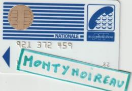 Telécarte , Carte   France  Télécom - Zonder Classificatie