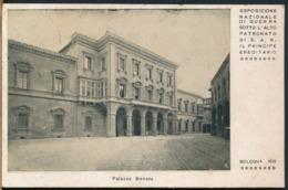 °°° 14506 - BOLOGNA - PALAZZO BONORA - ESPOSIZIONE DI GUERRA 1918 °°° - Bologna