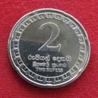 Sri Lanka 2 Rupees 2017 UNC Lt 536 - Sri Lanka