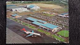 CPSM HOBART AIRPORT TASMANIA AEROPORT TASMANIE AVION - Aérodromes