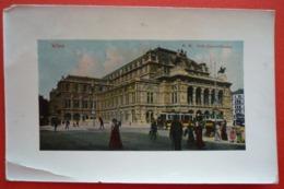 WIEN - K.K. HOF OPERNTHEATER - Vienna Center