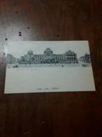 Cartolina Postale 1900, Genève,  Kursaal - GE Genf