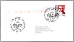 VI CENT. REEDIFICACION DEL CASTILLO - 400 Years Rebuilding Of The Castle. Finale Emilia, Modena, 2002 - Castillos