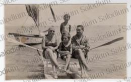 Barca ELBA - Isola D'Elba ? Mare Barca Boat  Photo - Foto Fotografia Famiglia Donna Woman Pin Up - Foto