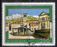 Italia 1985 - Turismo Turistica 12a Emissione Bormio - 1981-90: Usados