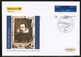 CEPT 2009 DE MI 2732 GERMANY FDC - Europa-CEPT