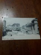 Cartolina Postale 1900, Genève, Hôtel Des Postes - GE Genf