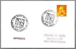 AÑO SANTO JACOBEO - SANTIAGO. Galdar, Canarias, 1993 - Cristianismo
