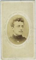 CDV Militaire. 1er Régiment De Cuirassiers. 1874. Photographe Barrois à Commercy (Meuse). - Old (before 1900)