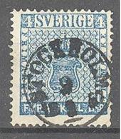 Suéde: Yvert N° 2 - Schweden