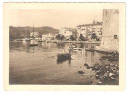 Photo Originale De FUCARELLI - Corse - Calvi - Pêcheurs - Plaatsen