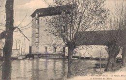 18 5 VIGNOUX SUR BARANGEON Le Moulin Neuf Et La Rivière De L'Yèvre - France