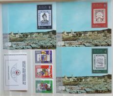 (058-62) Brunei  Kleines Los / Small / Petit Lot / Collection / Ex 1984-1985 ** / Mnh  Michel BL 7//324 MH - Brunei (1984-...)