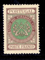 ! ! Portugal - 1900 Riffles Association - Af. UACP 02 - MH - Neufs