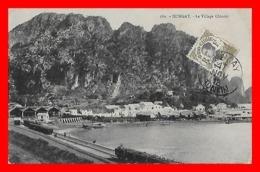 CPA HONGAY (Viêt_Nam)  Le Village Chinois. Baie D'Along...J823 - Vietnam
