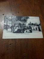 Cartolina Postale 1900, Genève, Le Marché De Plainpalais - GE Genf
