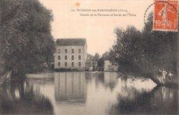 18 10 VIGNOUX SUR BARANGEON Moulin De La Vernusse Et Bords De L'Yevre - Frankreich