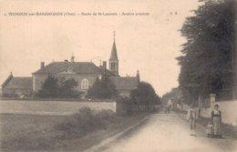 18 1 VIGNOUX SUR BARANGEON Route De St Laurent Ancien Couvent - Frankrijk
