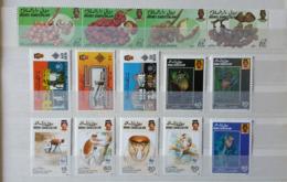 (003,04,65,66) Brunei  Kleines Los / Small / Petit Lot / Collection / Ex 1989-1991 ** / Mnh  Michel 406//433 - Brunei (1984-...)