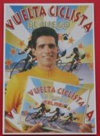 Cyclisme , Miguel Indurain 5 Fois Vainqueur Du  Tour De France, édition Espagnole - Cyclisme