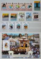 (067-71) Brunei  Kleines Los / Small / Petit Lot / Collection / Ex 1994-96  ** / Mnh  Michel 479-509 - Brunei (1984-...)