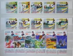(037+75) Brunei  Kleines Los / Small / Petit Lot / Collection / Ex 1999-2000  ** / Mnh  Michel 559//578 - Brunei (1984-...)