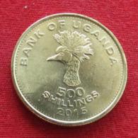 Uganda 500 Shillings 2015 UNC Lt 792 Ouganda Oeganda - Oeganda